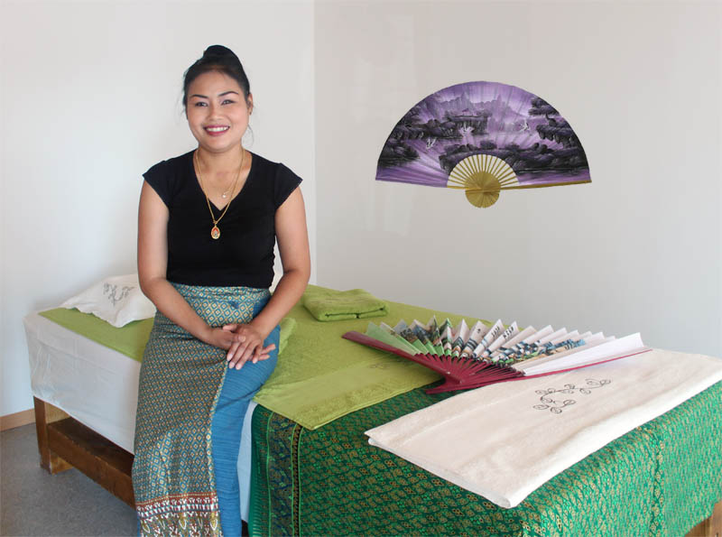 Thai massage kuppenheim